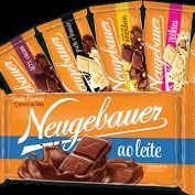 Barra de Chocolate Neugebauer 90g
