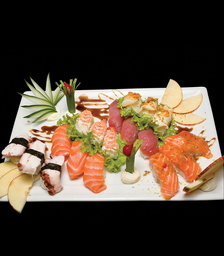 Combo sushi genki - 18 Peças