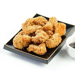Tonkatsu - Lombo de Porco Empanado