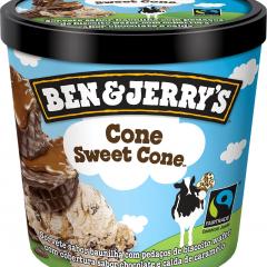 Sorvete benjerrys 120ml cone sweet cone