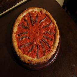 Pizza Aliche Italiano - Individual