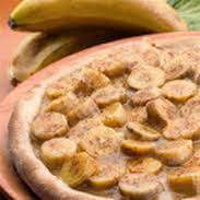 Pizza de Banana