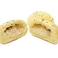 Pão de Batata com Peito de Peru