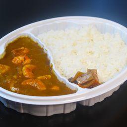 Curry C/ Frutos do Mar(シーフードカレー)