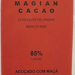 Chocolate Bean To Bar com Açúcar de Maçã