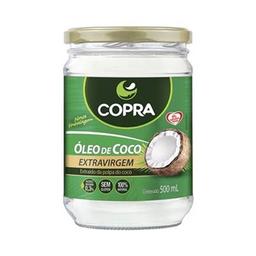 Óleo de Coco Extra Virgem - 500ml