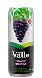 Suco Nectar Del Valle Uva - 290ml