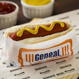 Triplo Tradicional - 3 Hot Dogs Trad