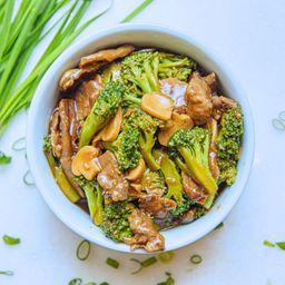 Carne com Brócolis - 1 Pessoa