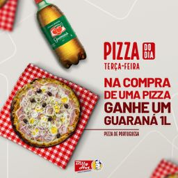Pizza do Dia.