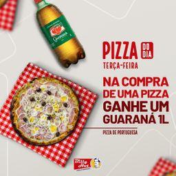 Pizza do Dia.