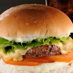 Chic Burguer Salad