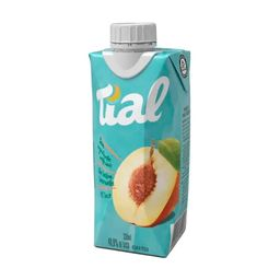 Suco Tial Pêssego 330ml