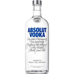 Vodka Sueca Absolut Original 1l