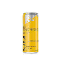 Red bull tropical - 250ml