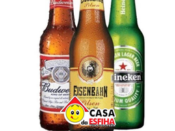 INCOMPLETO SEM ML - Cerveja