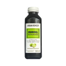 Charcoal Lemonade - 510ml