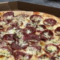 Pizza salgada - gigante (12 fatias)