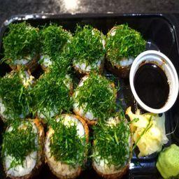 Hot Roll Vegetariano