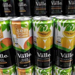 Suco Del Valle Sabores sem Adição de Açúcar - 290ml