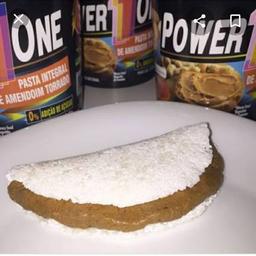 Coco, Açúcar Mascavo, Pasta De Amendoim Com Avelã E Cacau