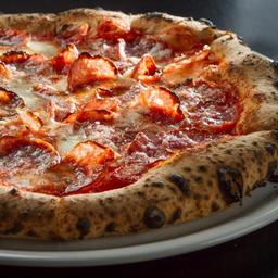 Pizza Meio à Meio