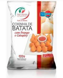 Coxinha de Batata com Frango e Catupiry - 400g