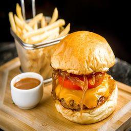 Trio Melvin burger