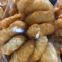 Biscoito polvilho caseiro com parmesão