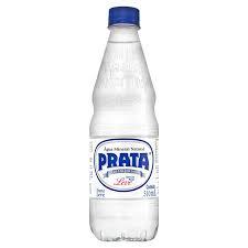 Água sem Gás Prata 500ml