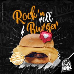 Rock'N Roll Burger