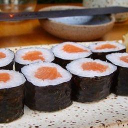 hossomaki salmão