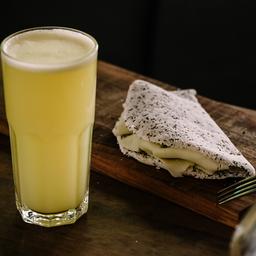 Tapioca + Suco Natural