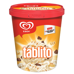 Sorvete Kibon Pote Tablito - 800ml
