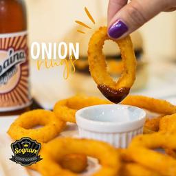 Onion Rings - 8 Unidades