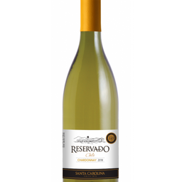 Vinho Chardonnay Santa Carolina 750ml