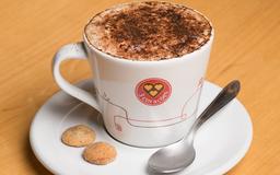 Cappuccino com Canela