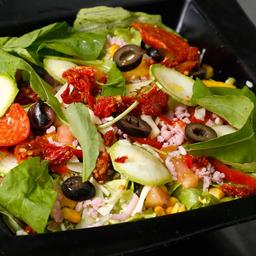 Crie a Sua Salada