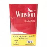 Winston vermelho _box