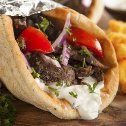 Kebab Shawarma de Carne