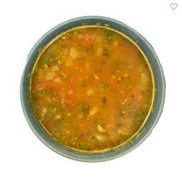 Sopa Tuscan Bean- Feijão Branco