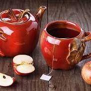 Maçã para chá