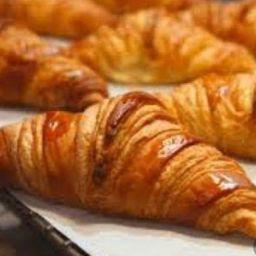 Dois Croissants sem Recheio