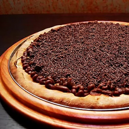 Pizza Doce - Broto