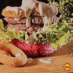 Burger Camarão