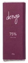 Chocolate amargo 70% cacau - 20g