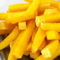 Polenta frita (cremosa)