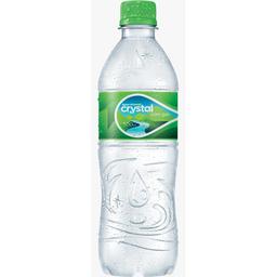 Água Crystal Com Gás - 500ml