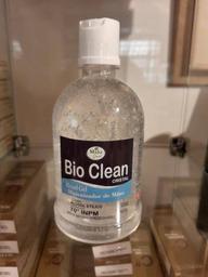 Álcool gel 70º bio clean 500ml