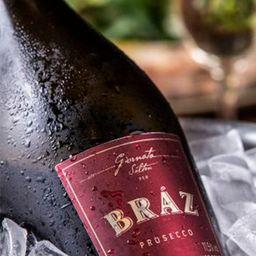 Vinho espumante giornata - bráz